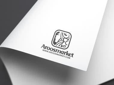 Logo | Aroosmarket (beauty salon)