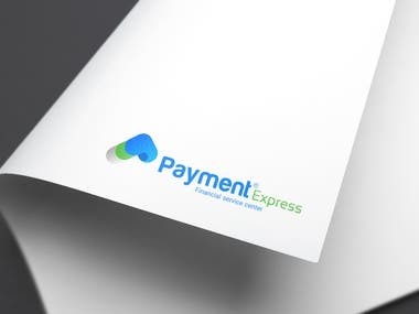 logo | Payment Express = Payment Service