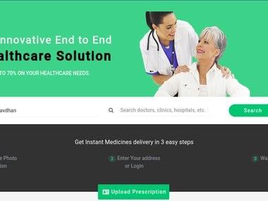 Amritbaan | Healthcare