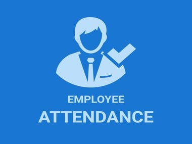Employee Attendance : With/Without Geo-fence Based