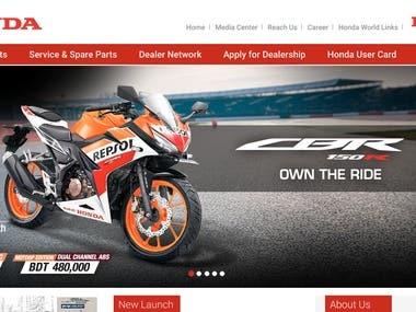 Bangladesh Honda limited