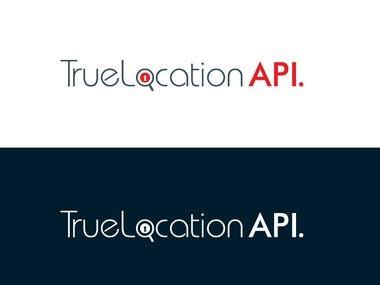 True Location Logo
