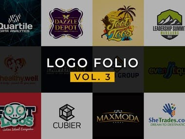LOGOFOLIO VOL 03