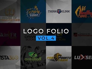 Logo portfolio vol-4
