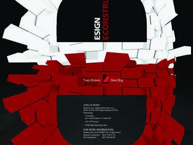 D2 Design Poster