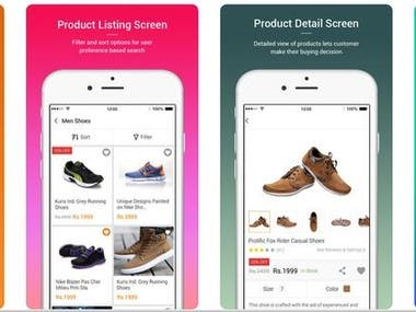 Wholesale eCommerce App