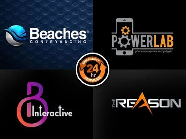 I Will Design Modern And Creative Logo For Your Business