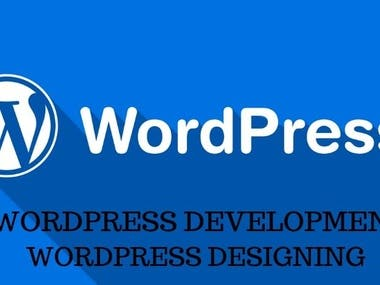 I will buid Wordpress website for you