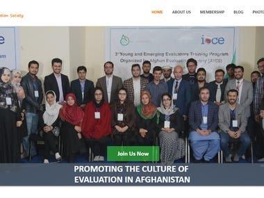 http://www.afghanevaluation.af/