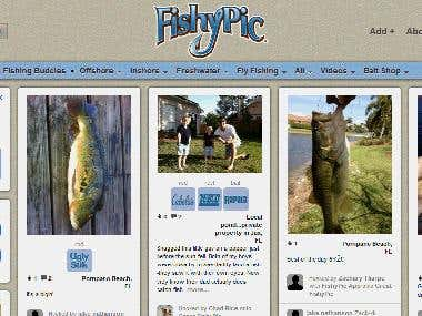 FishyPic - Taking Fishing Social