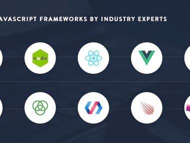 Popular web framework