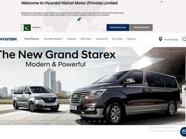 Hyundai-Nishat Official Website