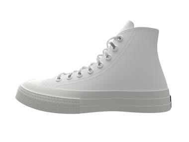 Shoe Models for AR Environment