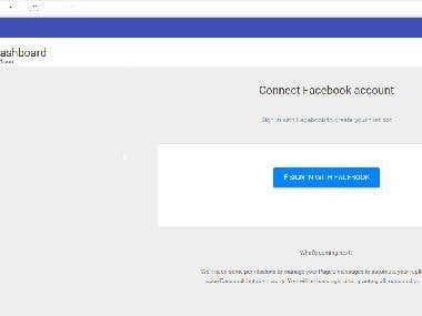 Test Facebook Software
