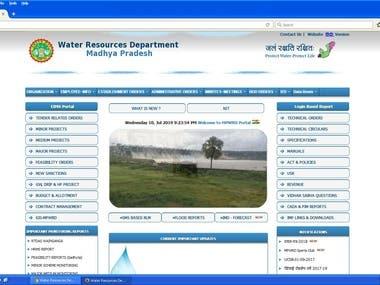 OFBiz base EIMS Portal