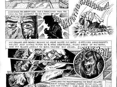 Comics and Graphic Novel