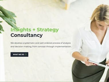 Business Website | WordPress