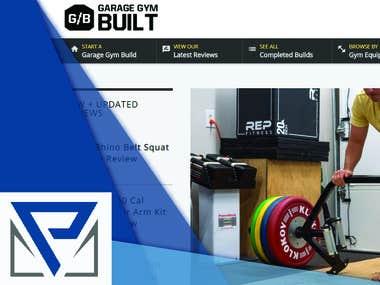 Custom Web App Build - Garagegymreviews.com