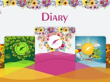 Secret Diary with Private Lock