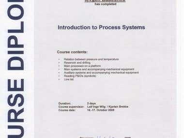 Certificate AkerSolutions
