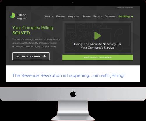 An open source billing platform.