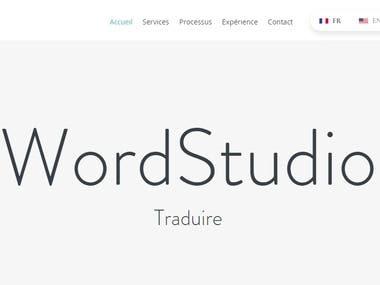 Wordstudio-Translation