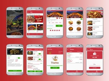 On Demand Multi Vendor Food & Grocery delivery App