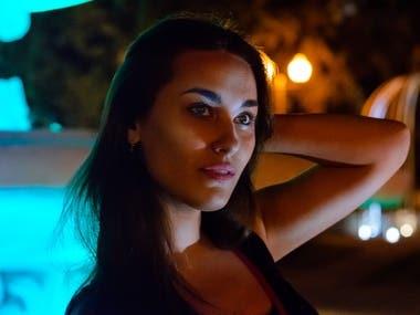 Night light portraits