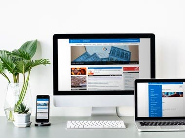 Redesign intranet