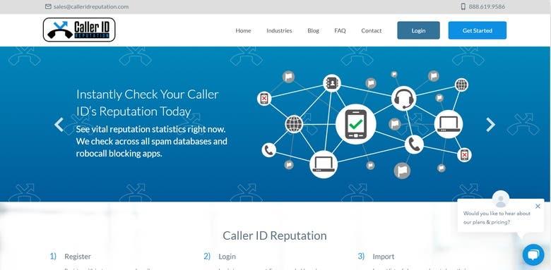 Caller ID Reputation | Freelancer