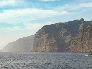 Landscapes in Tenerife