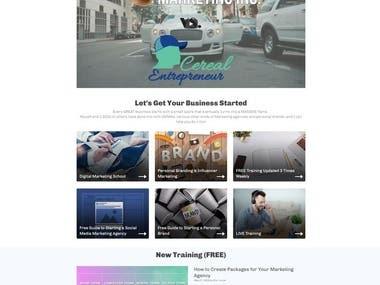Wordpress custom work