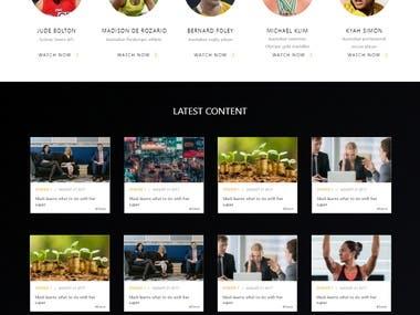 Multi Purpose Wordpress