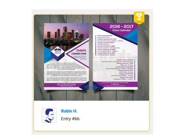 Design a Flyer for Print