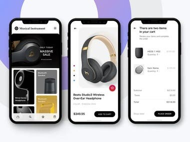 Android App - eCommerce