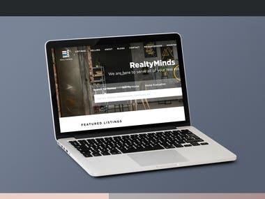 RealtyMinds logo