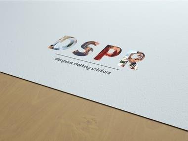 Diaspora clothing solutions logo