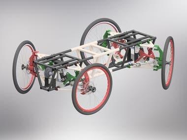 NASA Human Exploration Rover Challenge 2014