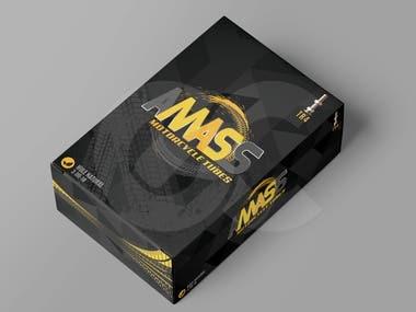 Amass Box Design