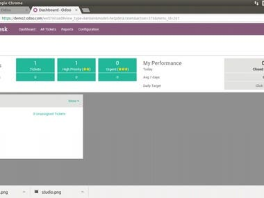 Customizations of Odoo for small and big businesses