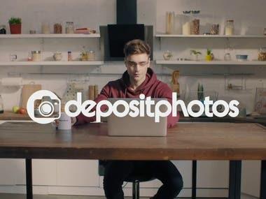 DEPOSITPHOTOS || Edit