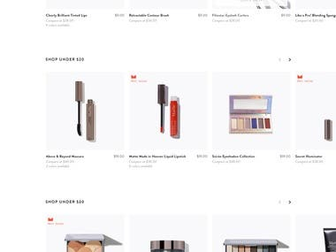 Maelle Beauty - Shopify Store
