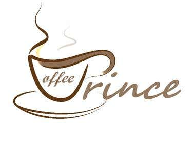 Logo Design for Coffee prince( Winning Competition)
