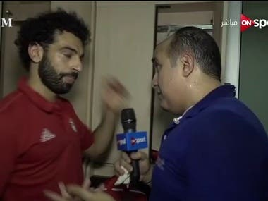 Mohamed Salah interview (English subtitled) - مقابلة م.صلاح