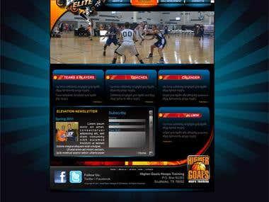 Elevation Elite Basketball Program Management