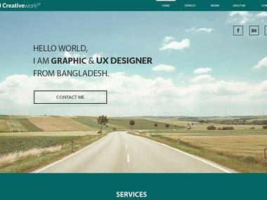 PSD to HTML theme
