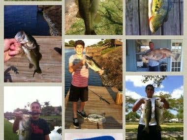 FishyPic Android Application