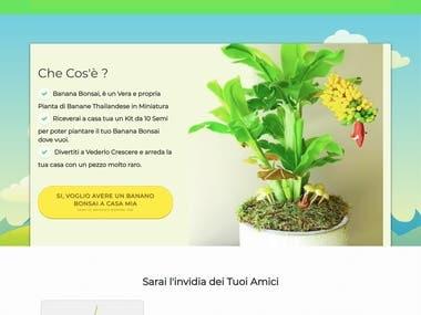 ClickFunnel Landing page design