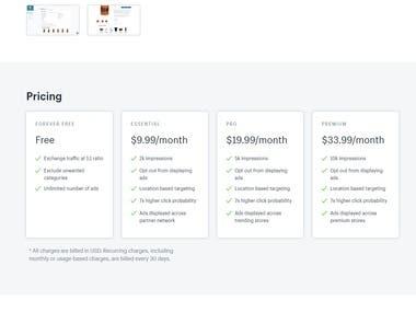 Sixads Net Shopify App