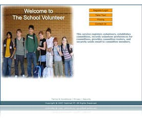 School Volunteer (Web Development)